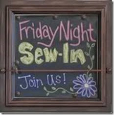 Friday Night Sewin