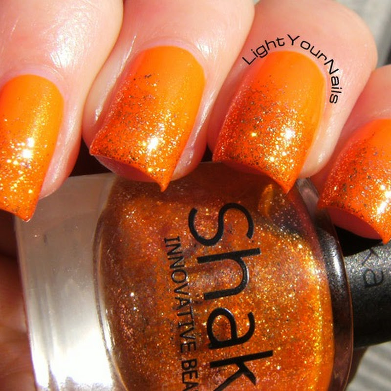 GOT: Orange - Sinful Colors Cloud 9 + gradient