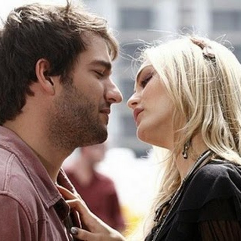 Davi e Megan se beijam em Geração Brasil