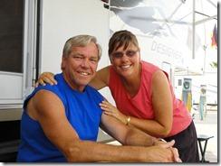 Kevin and Evelyn  3-24-12  Buckey AZ