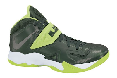 nike zoom soldier 7 tb gorge green 1 01 Team Bank Options For Nike Zoom Soldier VII Available at NDC