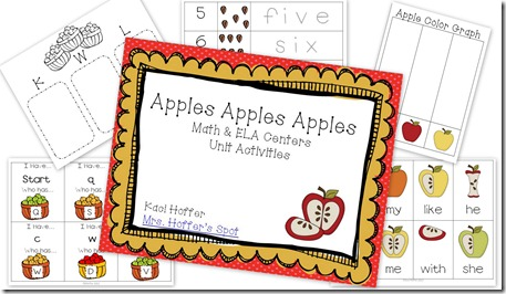 apples math unit1