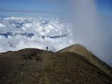 Agung summit ridge (Rob Woodall, June 2007)