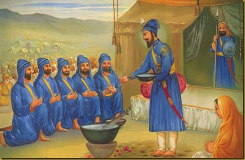founding of the khalsa