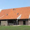 Terras gelegen aan het grote gazon - www.LandgoedDeKniep.nl