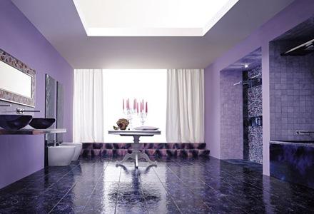 baños-de-diseño-color-violeta