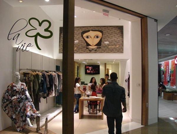 foto loja La Vie
