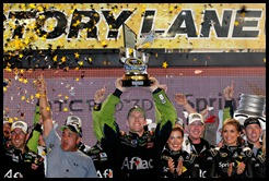 2011 All Star Carl Edwards Victory Lane