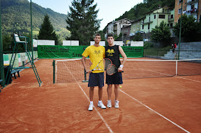 Matteo Tanghetti e Paolo Gatta