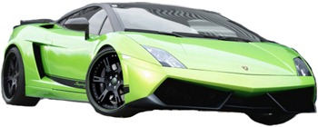 2012 Wheelsandmore Lamborghini LP620-4 Green Beret 2