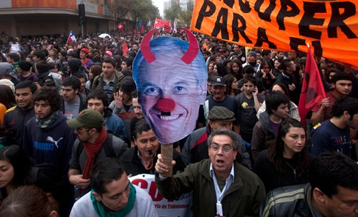 Chile Demonstrations