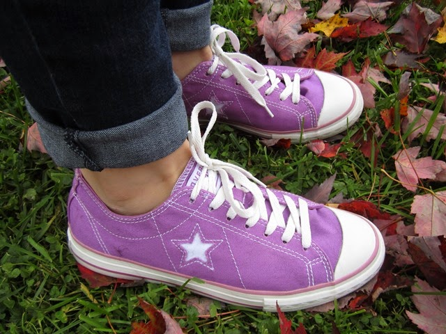 Converse Radiant Orchid