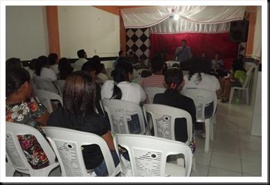 Inauguração da congregação (25)