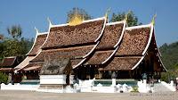 Vat Xieng Thong in Luang Prabang