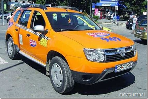 Dacia Duster Taxi 03