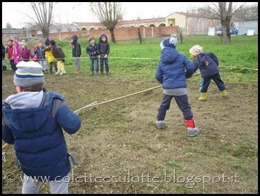 I bambini delle classi 1° della Scuola Primaria di Padulle piantano il grano! (31)