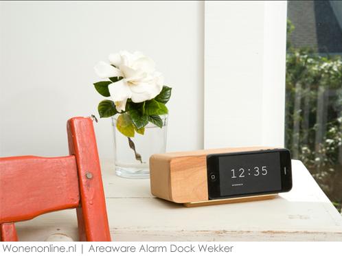 Areaware-Alarm-Dock-Wekker1