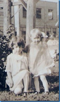 Phyllis and Lois Harstad