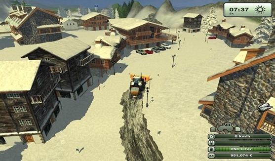 SnowSpecial-Farming13Map-V 1.0