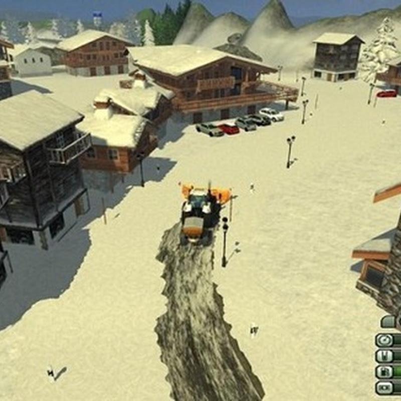 Farming simulator 2013 - Snow Special Farming13Map V 1.0