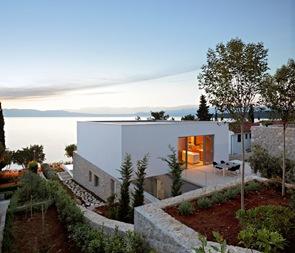 Casa moderna en Croacia