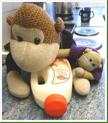 Pancake day 2012