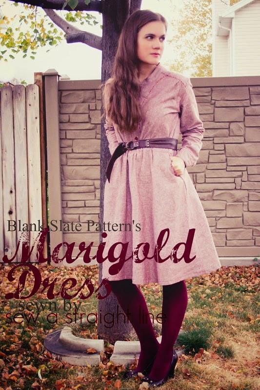 a marigold dress sew a straight line-1
