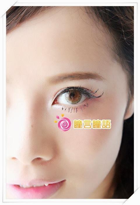 韓國NEO隱形眼鏡-天使三色蜜糖3