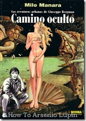 P00006 - Milo Manara  - Giuseppe Bergman - Camino Oculto.howtoarsenio.blogspot.com #6