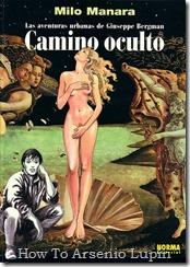 P00006 - Milo Manara  - Giuseppe Bergman - Camino Oculto.howtoarsenio.blogspot.com #6