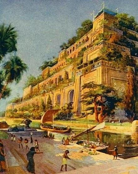 Babilônia-e-Jardins-Suspensos