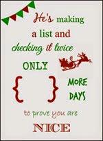 Crafty in Crosby - Christmas Countdown