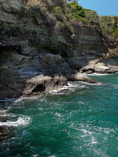 Channel Island NP Santa Cruz Island Pelican Bay Hike (1)