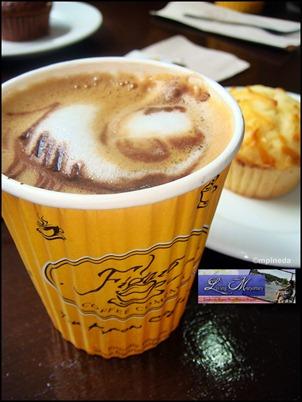 Figaro Cappuccino