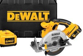 DeWalt DCS390L Cordless Circular Saw