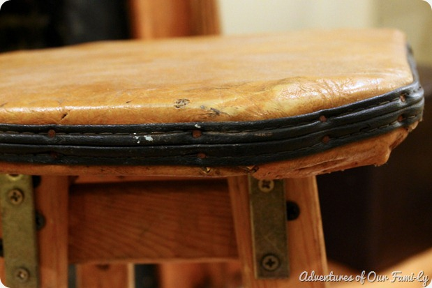 stool close up
