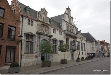 Paleis van Margareta van Oostenrijk