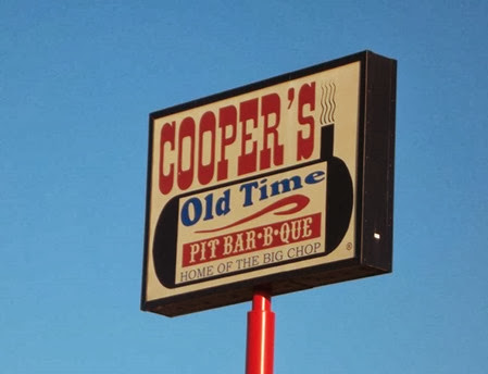Cooper's Sign