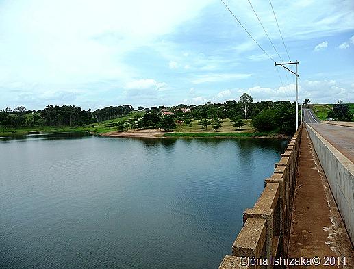 Glória Ishizaka - Guaiçara -  rio dourado 2