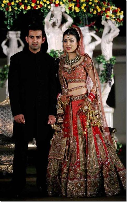 goutham_gambhir_with_wife_photo