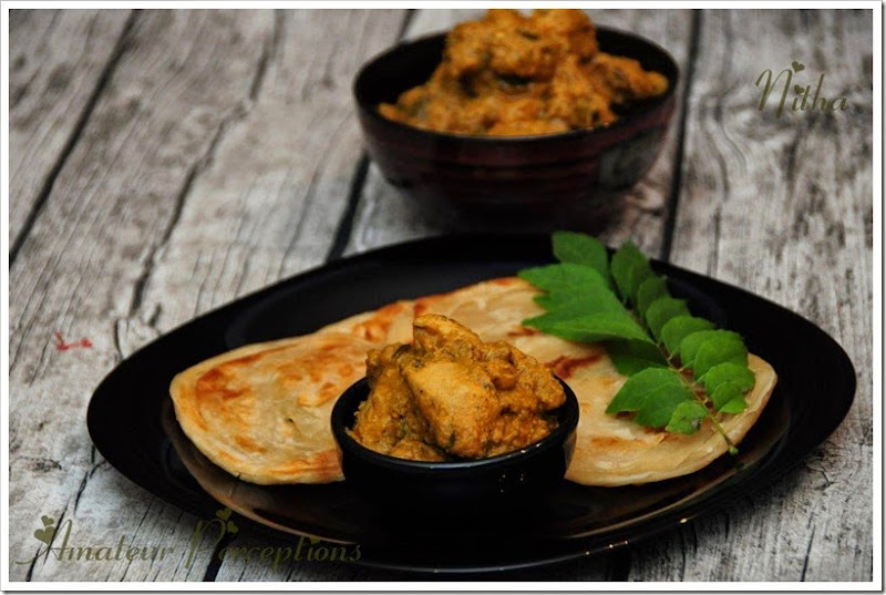 Curry Leaf chicken curry 5