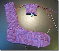 Katniss Sock 1