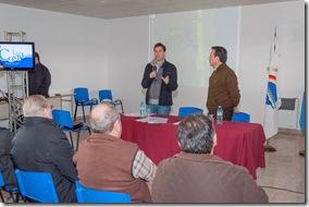 Juan Pablo de Jesús firmó convenio para la extensión de la red de gas en La Costa