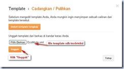 Mengganti Template Blogspot_Unggah Template