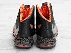 nike lebron 10 gs black history month 4 03 Release Reminder: Nike LeBron X Black History Month