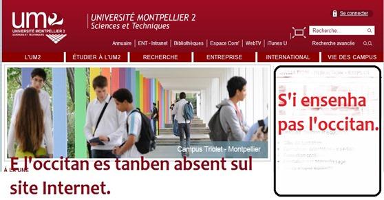 Universitat de Montpelhièr 2