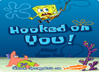 Jogos do Bob Esponja - Hooked on You