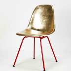 Gold Leaf Eames Chair.jpg