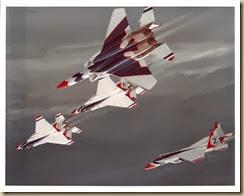 F-15 T-Birds 1