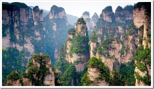 Zhangjiajie100